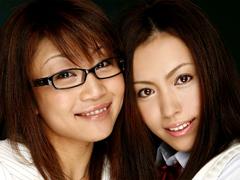 もしも亜美が先生で忍がその生徒だったら戸高忍・北沢亜美