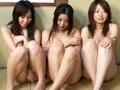 温泉で女の子3人組を確保したお話。_美女3名_1