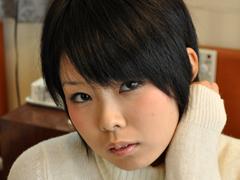 ハメ撮りシリーズ~黒髪ショートヘアのお姉さん_素人_5