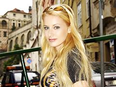 ハンガリー美女と異文化交流 - ナタリー -