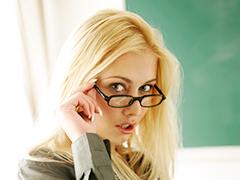 金八美人女教師の特別授業