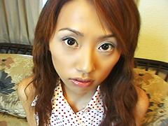 綺麗な美巨乳お姉さんの絶品フェラチオ林美穂