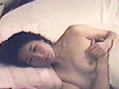 ベッドでイチャイチャセックス