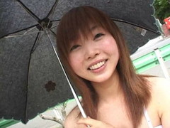 巨乳アイドル久保田ジュンを色々連れ出して恥辱プレイ! Vol.2 Part.1