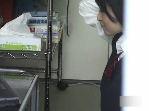 白昼堂々と誰もいない家でオナニーしている女子校生のオナニーを鑑賞してください part.6 無修正画像01