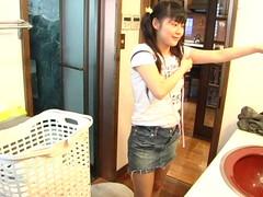 いとこのロリ少女とお風呂に入りエッチな悪戯 Vol.2