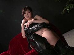 AV界最強女王めぐみちゃんが二穴同時に挿入されイキまくるハード系セックス