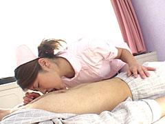 爆乳ナースのパイズリ看護セックス